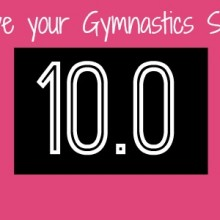 Improve Your Gymnastics Score: 5 Easy Tips