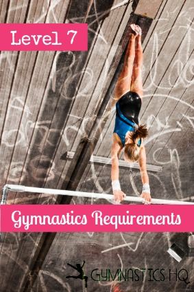 Level 7 Gymnastics Requirements
