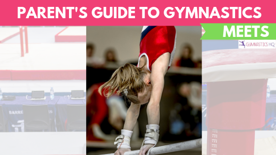 Here's a guide for parents to help you understand your child's gymnastics meets! Tips to help you navigate the world of gymnastics meets.