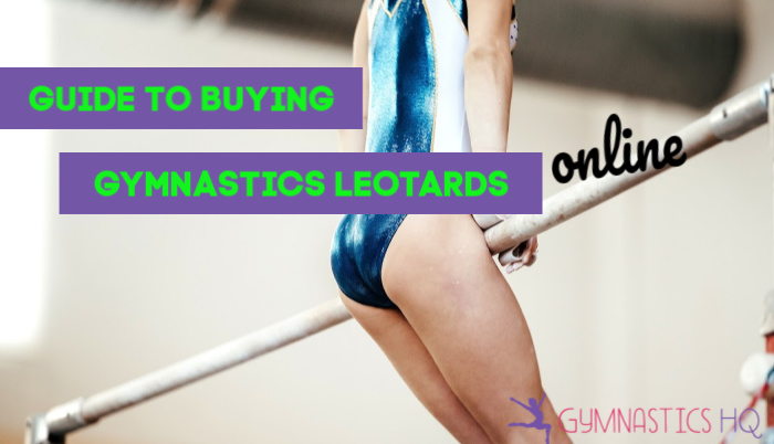 buy gymnastics leotards
