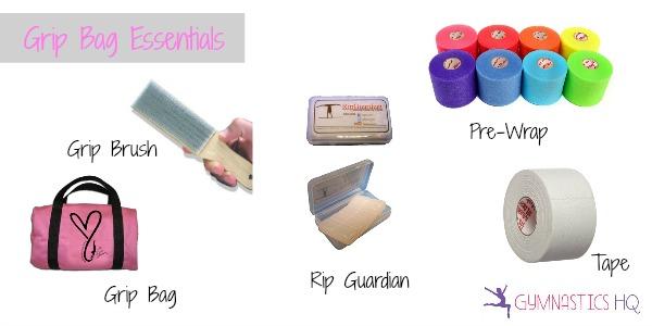 grip bag essentials