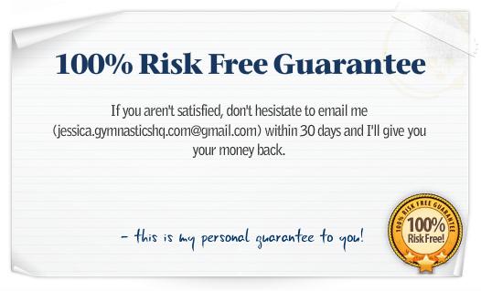 gymnastics guide ebook guarantee