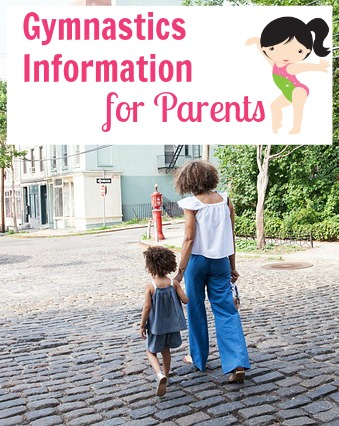 gymnastics information for parents