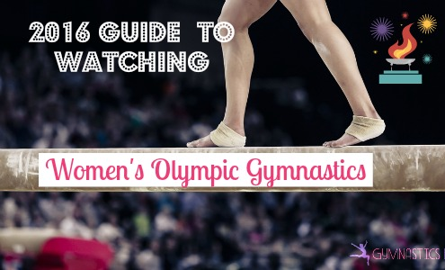 watch gymnastics olympics on tv