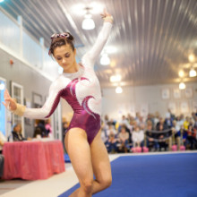 Getting Dressed for A Gymnastics Meet- Some Guidelines