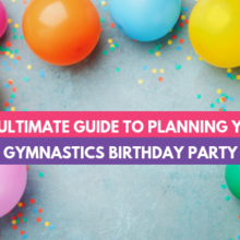 Gymnastics Party: Ideas & Supplies for a Great Home or Gym Party