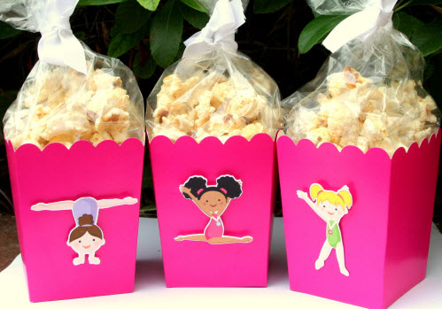Gymnastics Party Ideas Supplies For A Home Or Gym