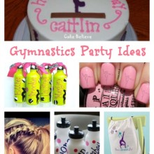 20 Gymnastics Party Ideas