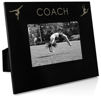 gymnastics coach frame