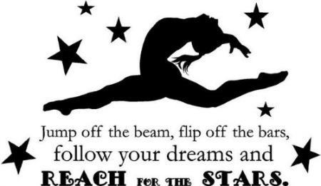 50 Gymnastics Quotes