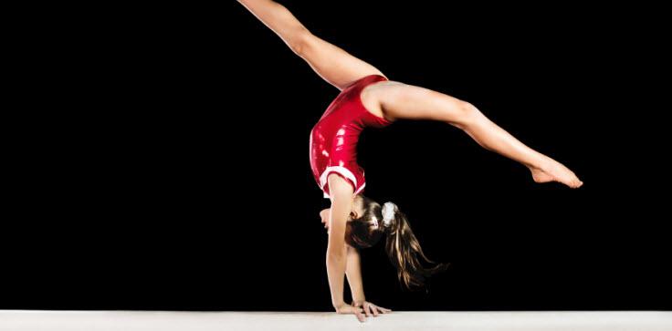 extreme gymnast poses nude