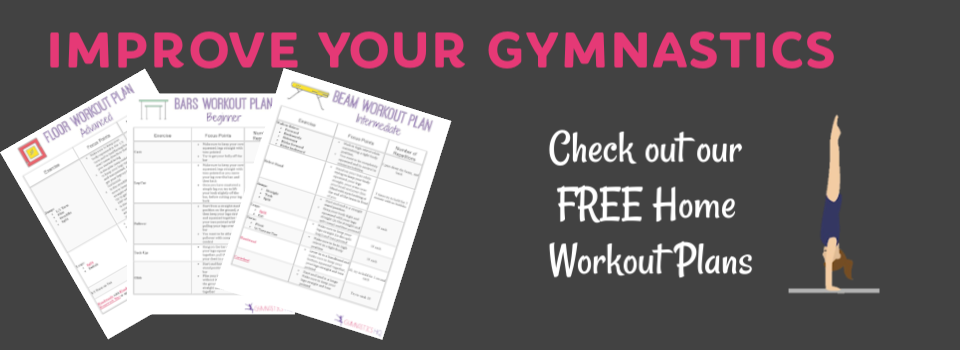 improve your gymnastics free home workout plans