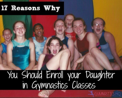 benefits of gymnastics