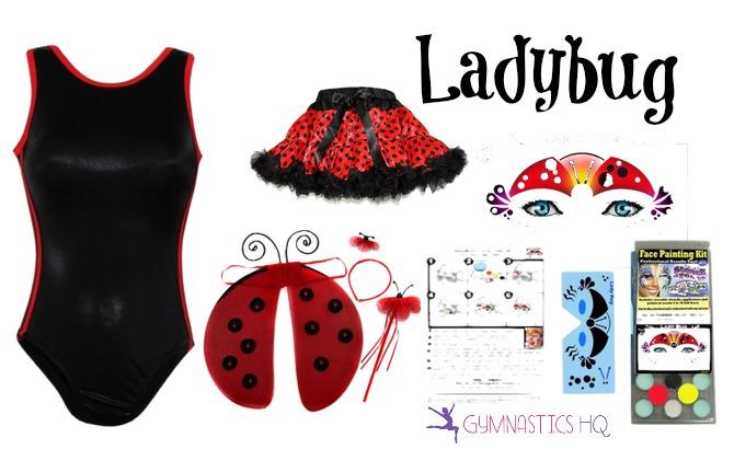 26 Halloween Costume Ideas Using Gymnastics Leotards