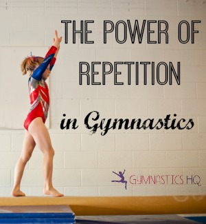 power of repetition