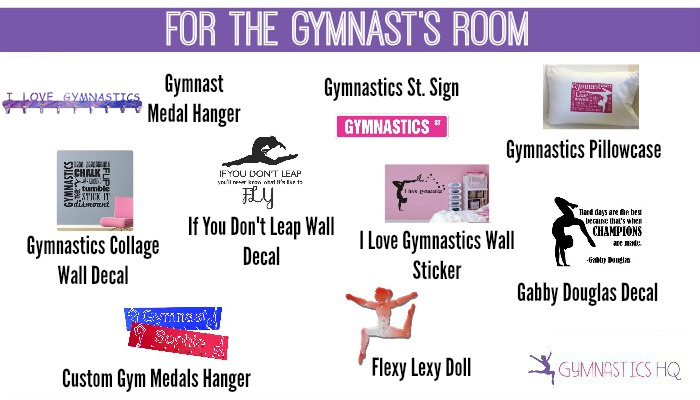 for the gymnasts room gift guide 2014