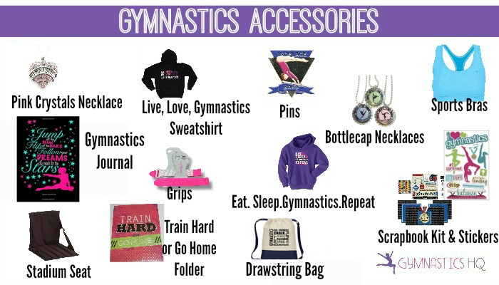 gymnastics accessories gift ideas