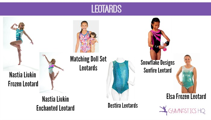gymnastics leotards gifts