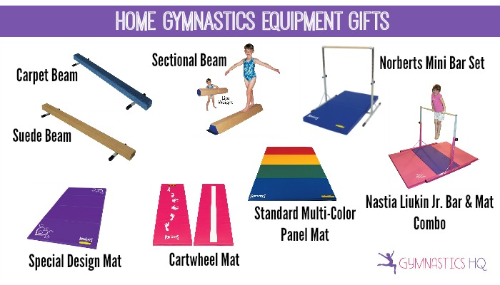 home gymnastics equipment gifts