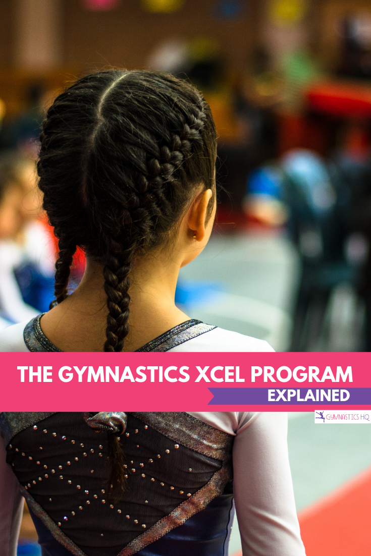 Gymnastics Xcel Program Explained