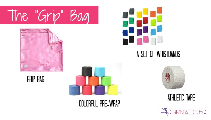the grip bag birthday gift bag idea