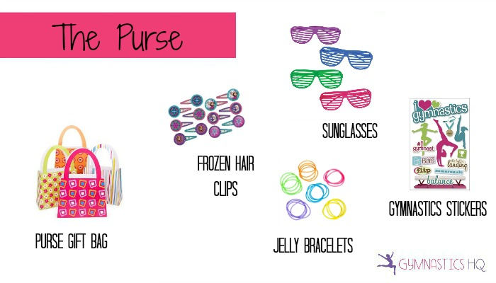 The Purse Goody Bag Idea
