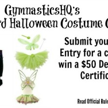 2015 Leotard Halloween Costume Contest