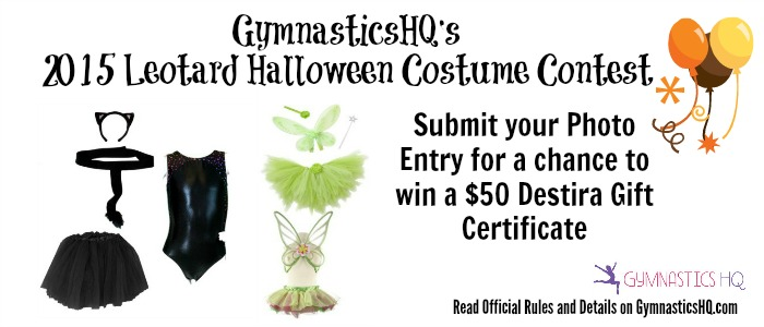 leotard halloween costume contest