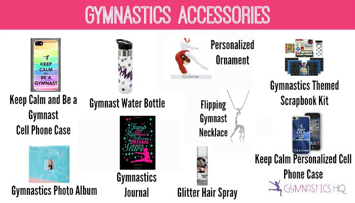 accessories gifts for gymnast