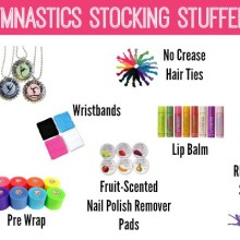 The Best Gifts for your Gymnast: 2015 Edition