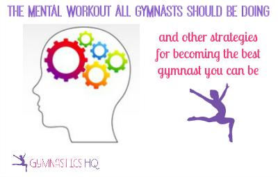 gymnastics mental workout