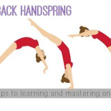 How to Do a Back Handspring: The Steps to Learning & Mastering One