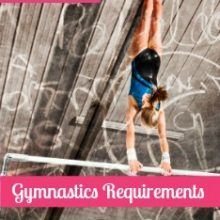 Level 9 Gymnastics Requirements