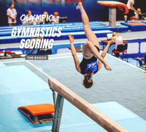 Olympic gymnastics scoring