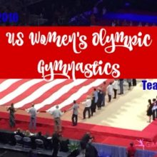 The 2016 U.S. Women's Olympic Gymnastics Team: Who They Are