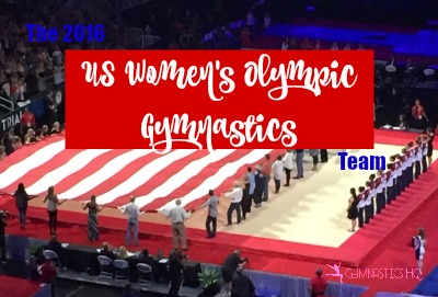 us womens olympic gymnastics team 2016