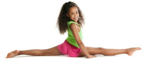 improve split gymnastics