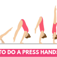 How to Do a Press Handstand