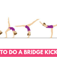 How to Do a Bridge Kickover