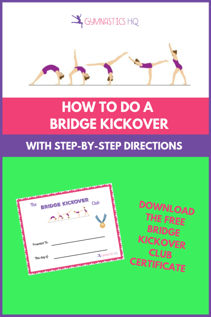 bridge kickover with free certificate