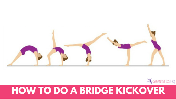 Steps for how to learn a bridge Kickover