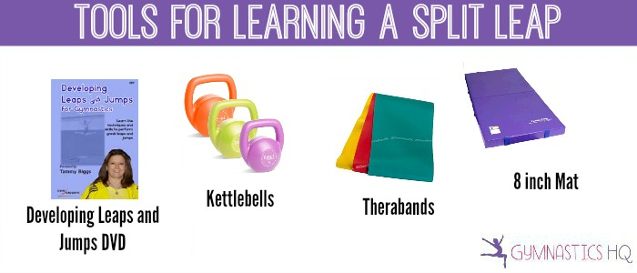 tools for learning a split leap