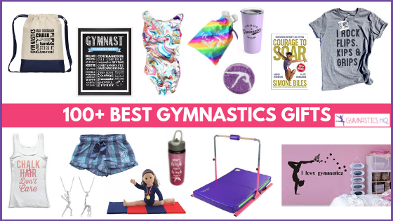 Check out this list of the best gymnastics gifts for your gymnastics enthusiast.