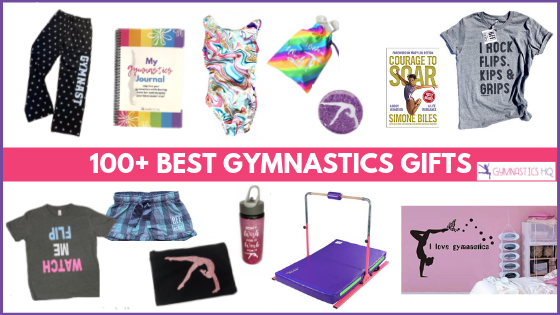 100 best gymnastics gifts