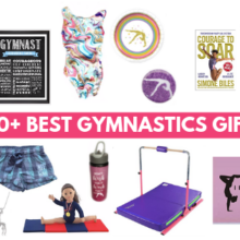 100+ Gymnastics Gift Ideas