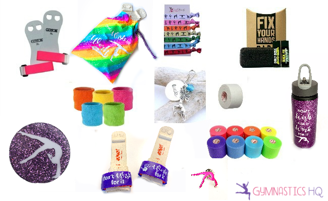 Looking for gymnastics gifts? Check out these gymnastics accessories.