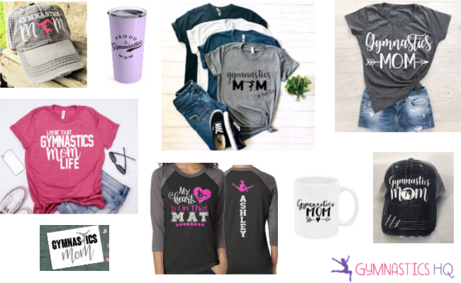 Here are some gifts your gymnastics mom will love.