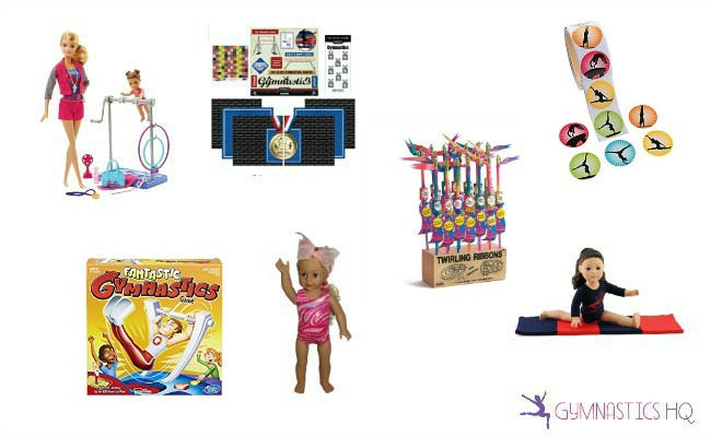 gymnastics gifts for young gymnasts