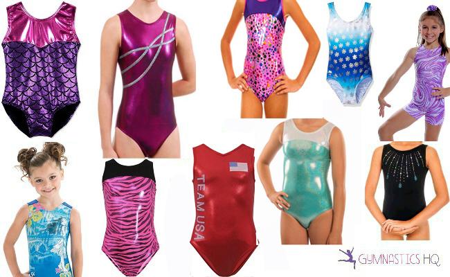 gymnastics leotards gift ideas