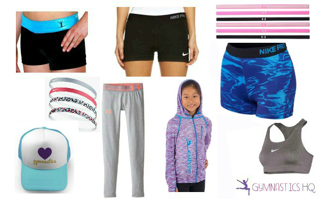 gymnastics gifts workout gear headbands